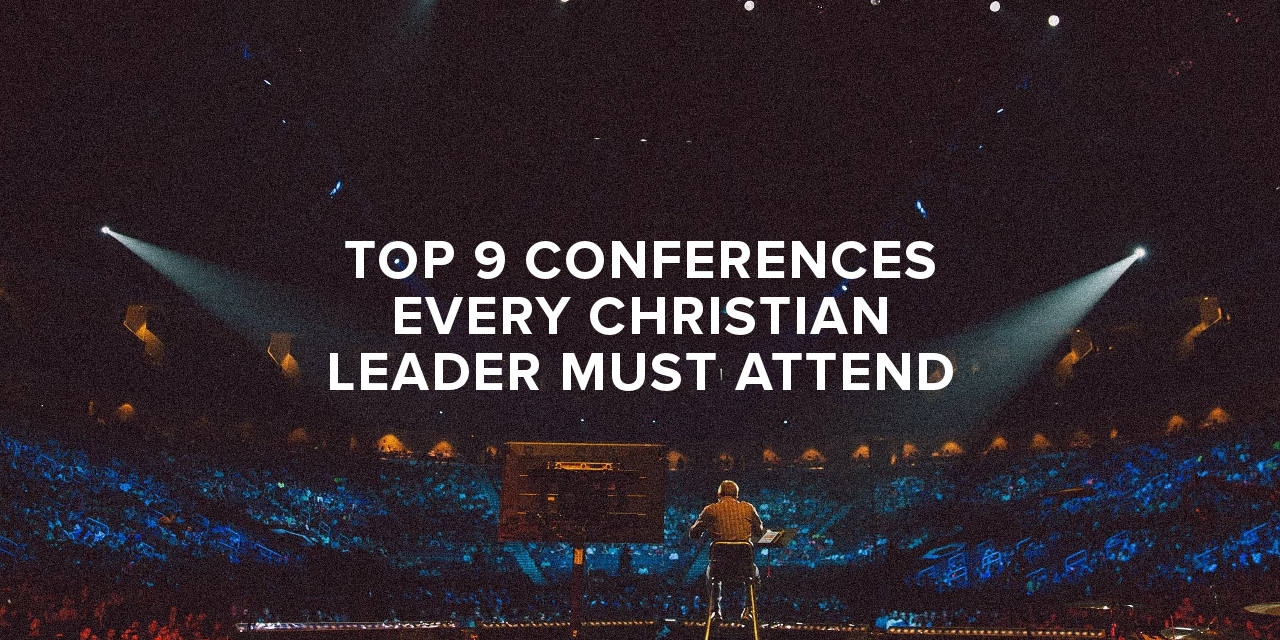 Top 9 conferences every christian leader must attend paul sohn fandeluxe Gallery