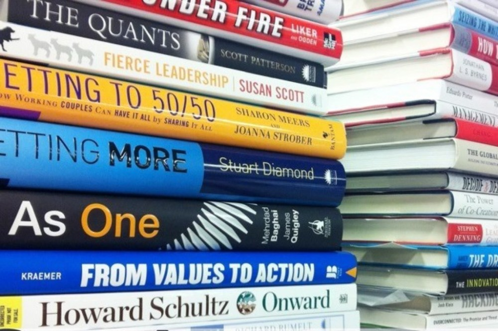 The 11 Most Thought-Provoking Books on Leadership of 2014 (1/6)