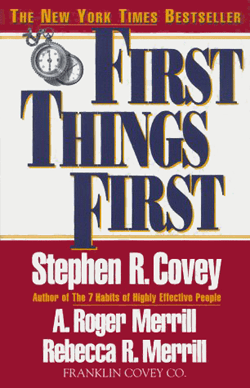 covey-first-things-first