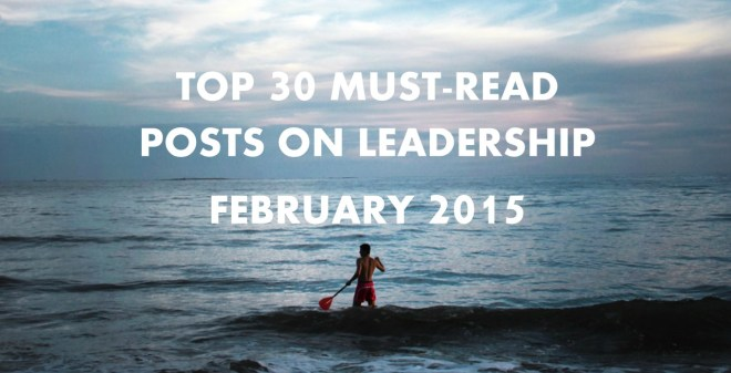 Paul Sohn_Top Must Read Leadership Posts February
