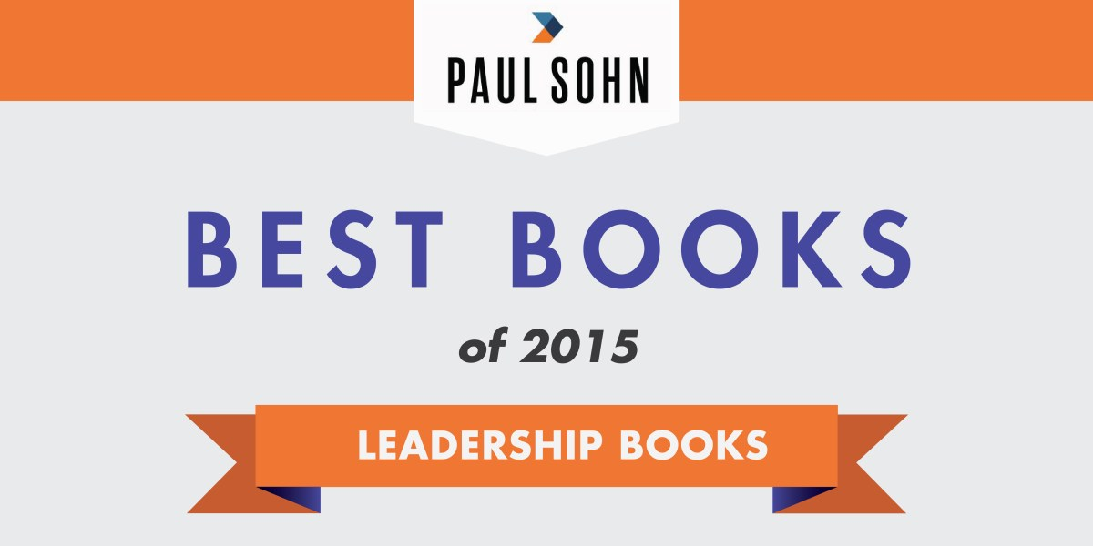 The Best Leadership Books of 2015 [Infographic]