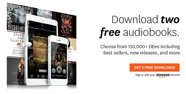 Free-Audible-Audiobooks