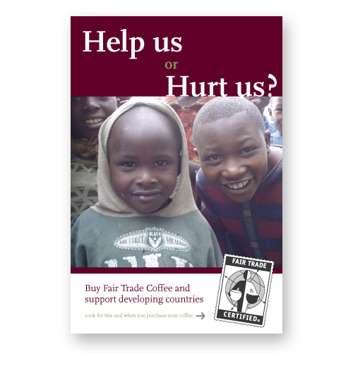 Fair Trade Coffee campaign Image 1