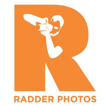 Radder Photos Logo
