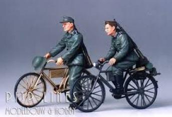 Duitsers en fietsen - bijna humor