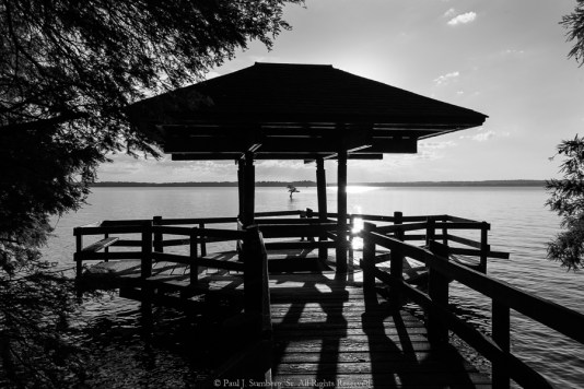 Morning on Reelfoot Lake