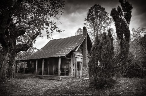 The old Hughes homestead