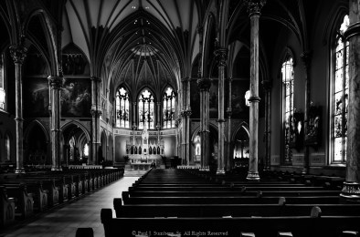Saint John the Baptist Cathedral in Savannah GA