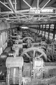 Gas Blowing Engines - Bethlehem Steel Plant