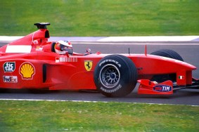 Michael Schumacher, British Grand Prix - 1999