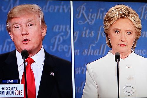 Debate, what debate!
