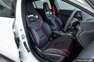 2017 Mercedes Benz AMG GLA 45_Int-35