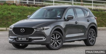2017 Mazda CX5 2.2GLS AWD_Ext-2