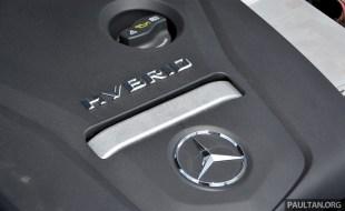 Mercedes-Benz E350e Fuel Challenge Drive-67