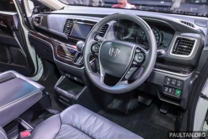 2018 Honda Odyssey Facelift Launch_Int-2