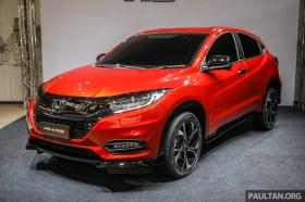 Honda HR-V RS Preview-1