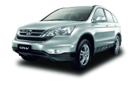 Photo 8_The CR-V is one of the affected models of Takata front airbag inflator replacement