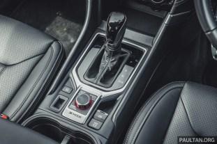 2019 Subaru Forester review 54