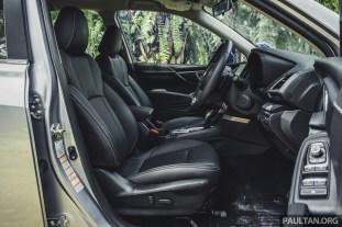 2019 Subaru Forester review 66