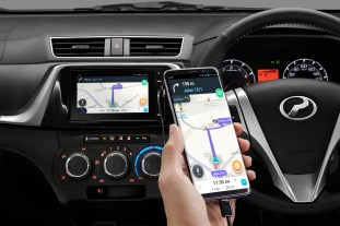 Multimedia System with Navigation & 'Smart Link' for Android