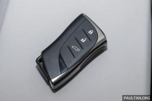 2020 Lexus UX 200 Luxury Malaysia_Int-61