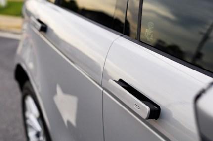 Evoque Exterior-Flush Deployable Door Handles