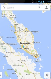 Google Maps with Navigation for Android now in Malaysia