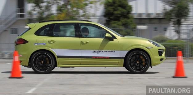 2013 Porsche Driving Experience 2