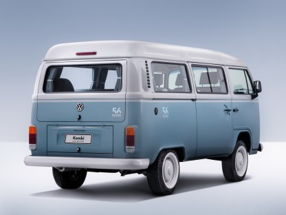 Volkswagen Kombi Last Edition Ends Type 2 Production In Brazil