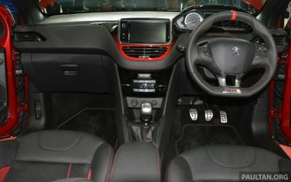 Peugeot 208 GTi 24