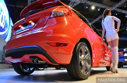 Ford Fiesta ST KLIMS 1