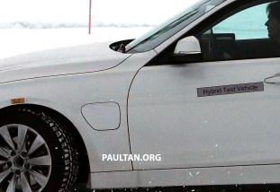 BMW 3 plug in 5