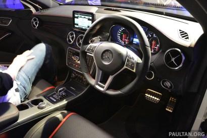 Mercedes CLA launch 8