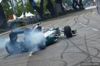 Petronas Motorsports Demo Run 39