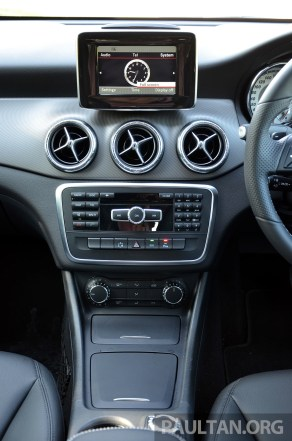Mercedes CLA 200 Review- 54