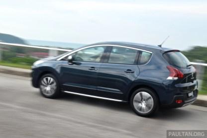 Peugeot 3008 Media Drive 17