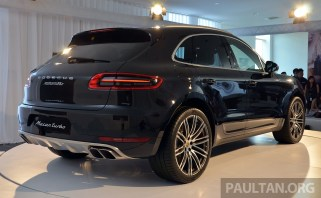 Porsche Macan Prices Confirmed Starts At Rm420k