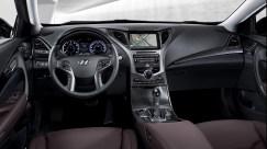 Upgraded Grandeur_front seat interior