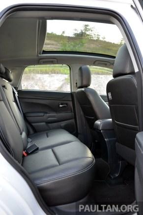 Mitsubishi ASX 4WD CKD- 31