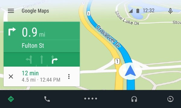 Android Auto – new in-car OS to battle Apple CarPlay