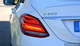 DRIVEN: W205 Mercedes-Benz C-Class in France