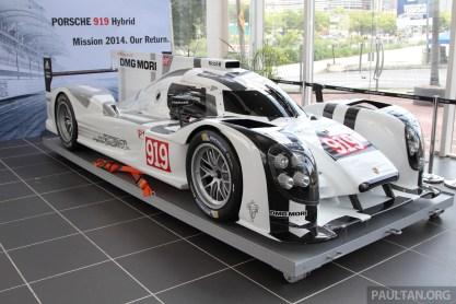 Porsche 919 Hybrid Le Mans- 1