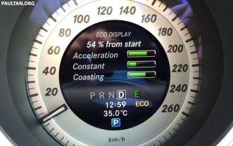 Mercedes-Benz C220 CDI AMG Sport passes diesel quality test