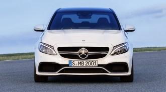 Mercedes-AMG C 63 S (BR 205); 2014