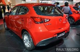 Mazda 2 V Spec IIMS 17