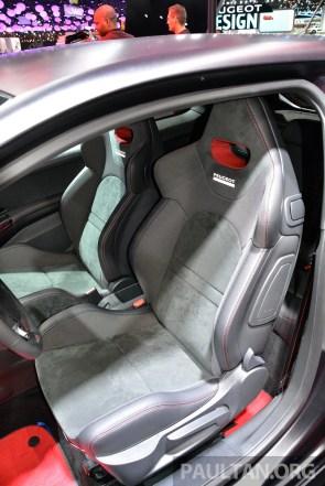 Paris 2014 Peugeot 208 GTI 30th 2