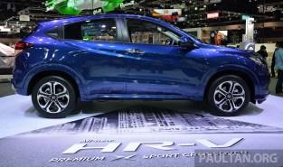 Honda HRV Thai Spec 5
