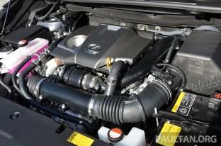 Lexus NX Canada Drive 15