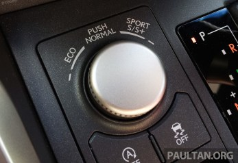 Lexus NX Canada Drive 59