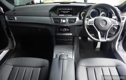 Mercedes E300 Hybrid 7